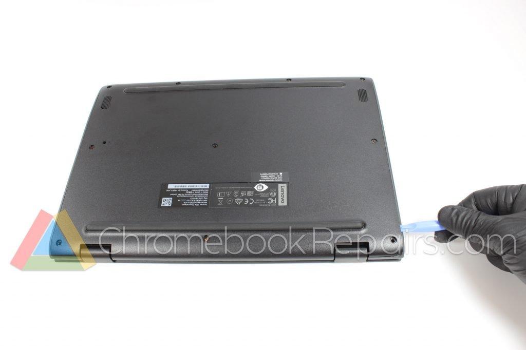 Lenovo 100e Chromebook Teardown - ChromebookRepairs com