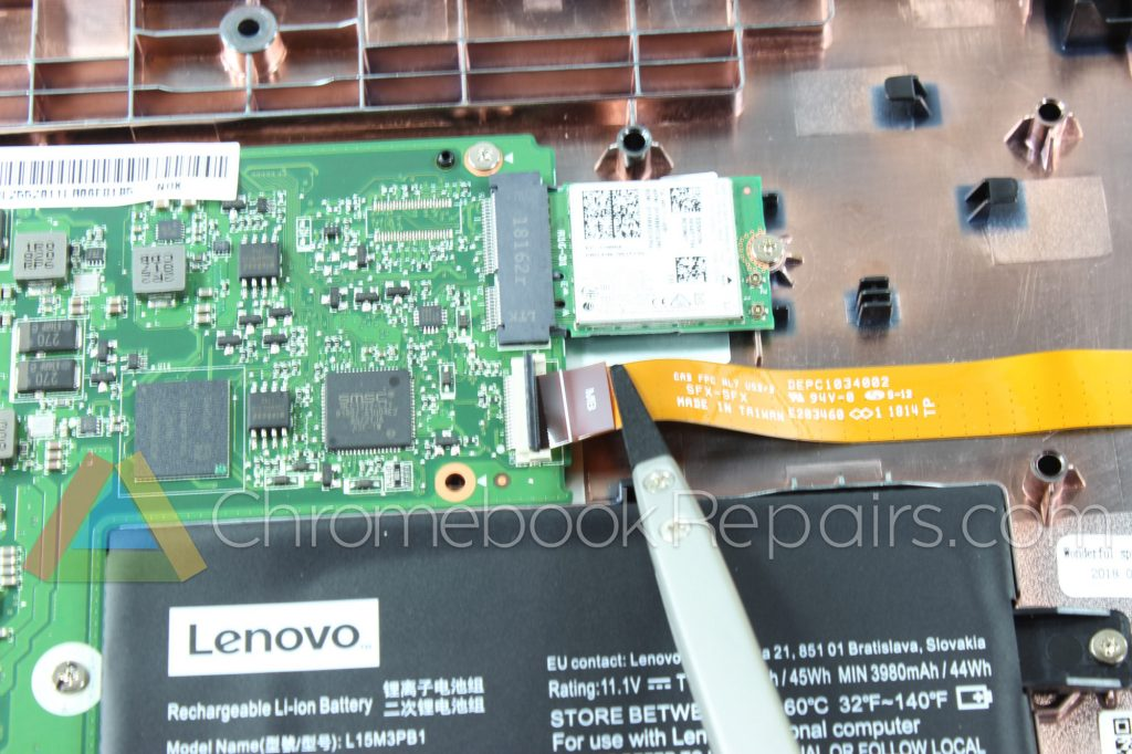 Lenovo N42 Chromebook Teardown - ChromebookRepairs com - The